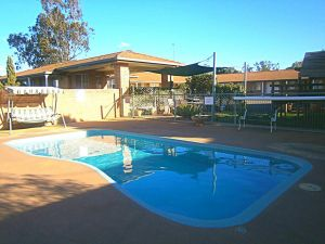 Aaron Inn Motel - Accommodation Broken Hill