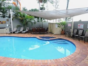 Bayview Beach Holiday Apartments - Accommodation Broken Hill