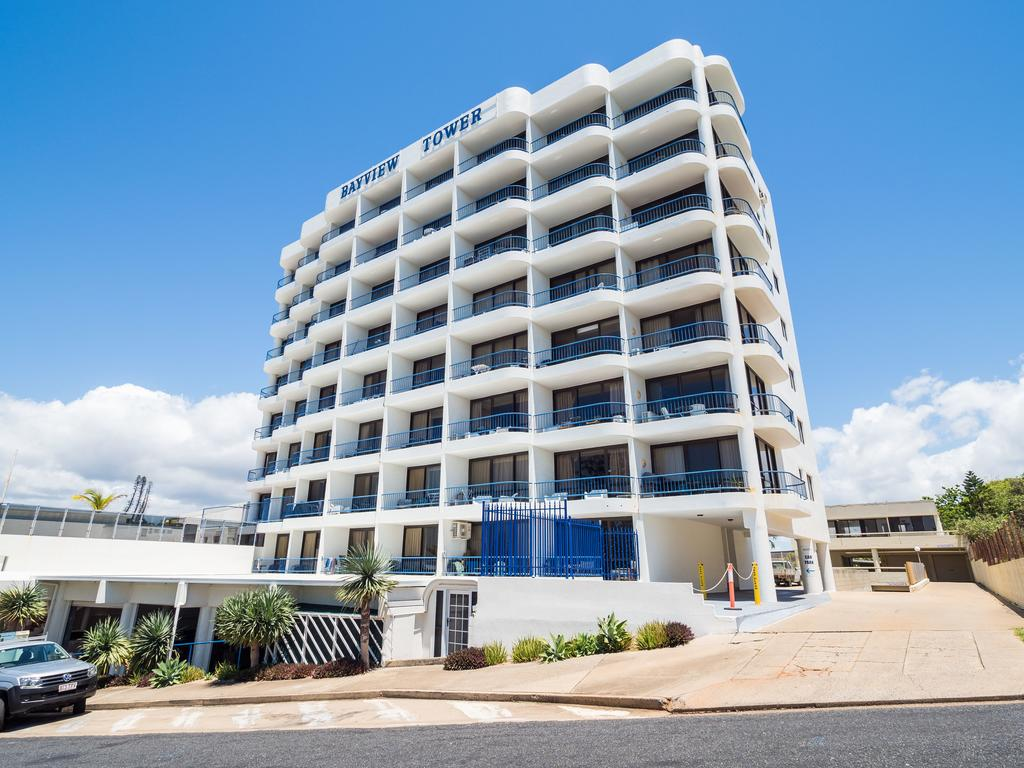 Bayview Tower - Accommodation Broken Hill