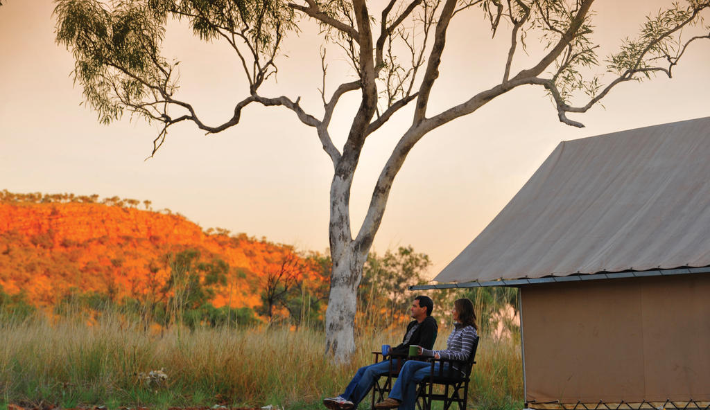 Bell Gorge Wilderness Lodge - Accommodation Broken Hill