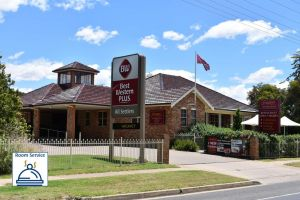 Best Western Plus All Settlers Motor Inn - Accommodation Broken Hill