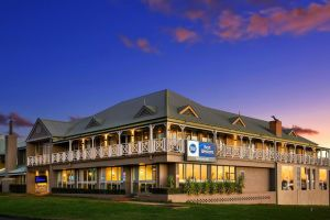 Best Western Sanctuary Inn - Accommodation Broken Hill